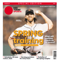 USA Today Sports 2015 Spring Training Preview Special Edition - Giants
