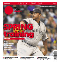 USA Today Sports 2015 Spring Training Preview Special Edition - Yankees