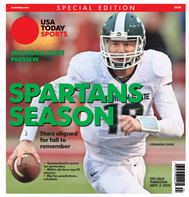 2015 Michigan State Football Preview Special Edition