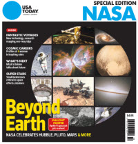 USA TODAY  - NASA 2015