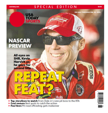 NASCAR 2015 Preview Special Edition - Kevin Harvick