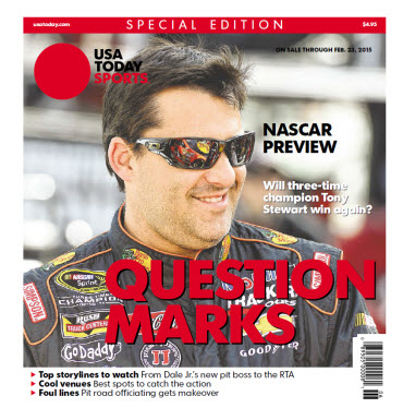 NASCAR 2015 Preview Special Edition - Tony Stewart