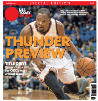 Thunder Preview 2015 - Special Edition