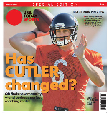 2015 NFL Preview Special Edition - Bears Preview