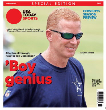 2015 NFL Preview Special Edition - Cowboys Preview