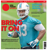 2015 NFL Preview Special Edition - Dolphins Preview