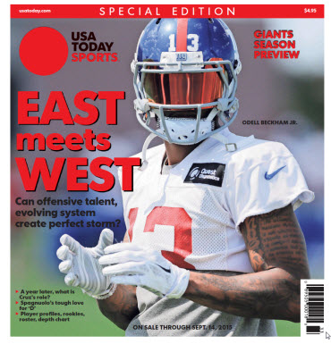 2015 NFL Preview Special Edition - Giants Preview