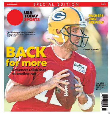 2015 NFL Preview Special Edition - Packers Preview
