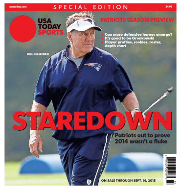 2015 NFL Preview Special Edition - Patriots Preview