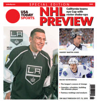 USA TODAY Sports NHL Preview - 2015 Special Edition - California Teams