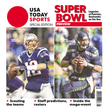 USA TODAY Sports 2015 Super Bowl Preview