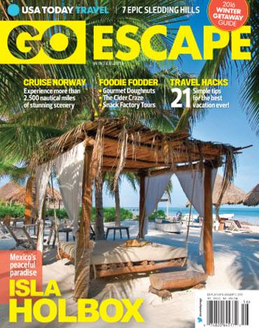 Go Escape Winter 2016