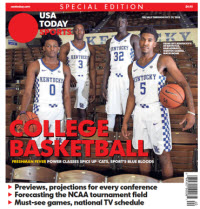 College Basketball - 2016 Special Edition - Kentucky Cover