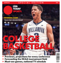 College Basketball - 2016 Special Edition - Villanova Cover