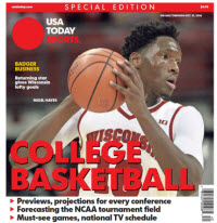 College Basketball - 2016 Special Edition - Wisconsin Cover
