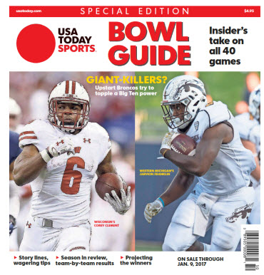 2016 College Bowl Guide Special Edition - Cotton Bowl Cover