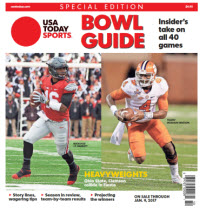 2016 College Bowl Guide Special Edition - Fiesta Bowl Cover