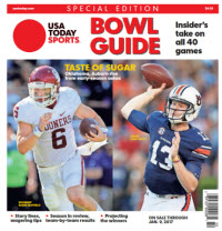 2016 College Bowl Guide Special Edition - Sugar Bowl Cover