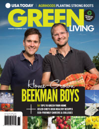 USA TODAY Green Living — Spring/Summer 2016