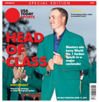 Masters - Golf & Gear 2016 Special Edition