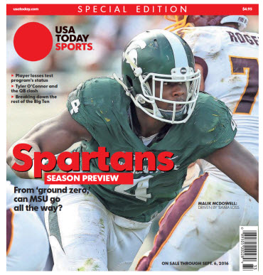 2016 Michigan State Football Preview Special Edition