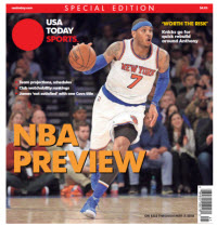 NBA Preview 2016 - Special Edition - Carmelo Anthony Cover
