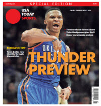 Thunder Preview 2016 - Special Edition