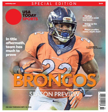 2016 NFL Preview Special Edition - Broncos Preview