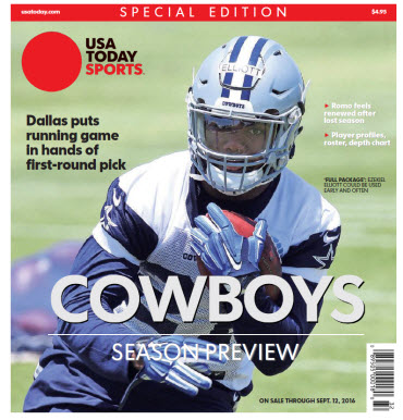2016 NFL Preview Special Edition - Cowboys Preview