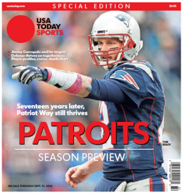 2016 NFL Preview Special Edition - Patriots Preview