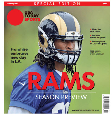 2016 NFL Preview Special Edition - Rams Preview