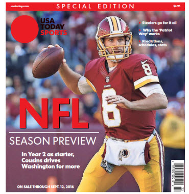 2016 NFL Preview Special Edition - Redskins Cover