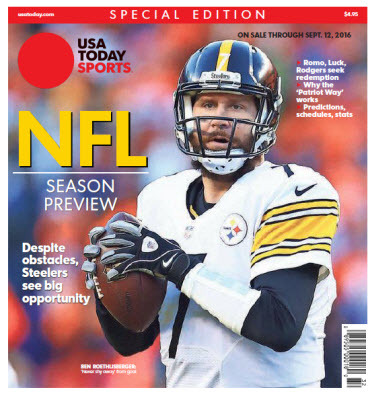 2016 NFL Preview Special Edition - Steelers Cover