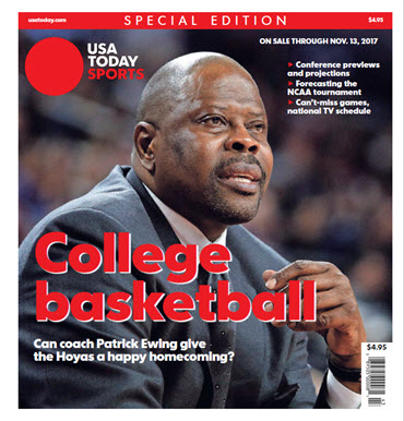 College Basketball - 2017 Special Edition - Georgetown Cover