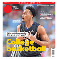 College Basketball - 2017 Special Edition - Gonzaga Cover