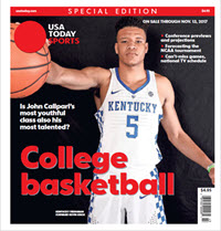 College Basketball - 2017 Special Edition - Kentucky Cover