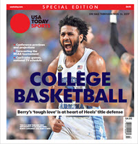 College Basketball - 2017 Special Edition - UNC Cover