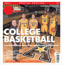 College Basketball - 2017 Special Edition - Wichita State Cover