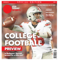 College Football Preview 2017 Special Edition - Ohio State Cover