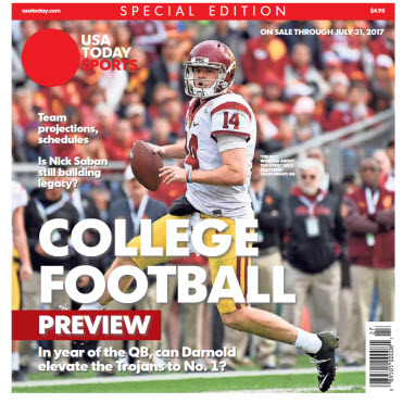 College Football Preview 2017 Special Edition - USC Cover