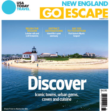 New England - Go Escape - 2017