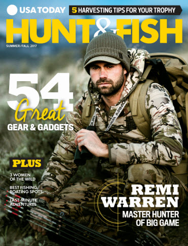 USA TODAY Hunt & Fish Magazine — Summer/Fall 2017