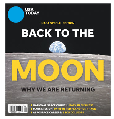 USA TODAY - NASA 2017