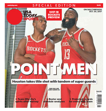 Rockets Preview 2017-18 - Special Edition