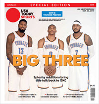 Thunder Preview 2017-18 - Special Edition