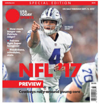2017 NFL Preview Special Edition - Cowboys Cover