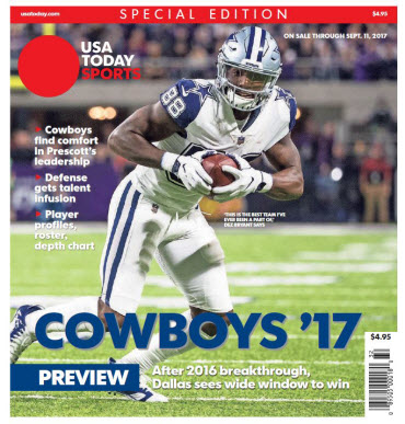 2017 NFL Preview Special Edition - Cowboys Preview