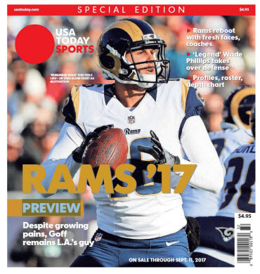 2017 NFL Preview Special Edition - Rams Preview
