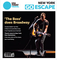 2017 USA TODAY New York - Go Escape