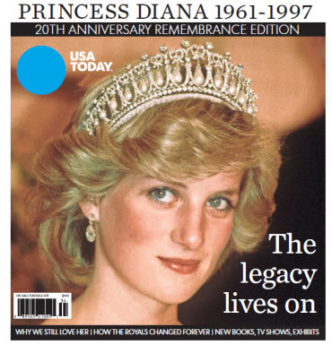 Princess Diana - The Legacy Lives On